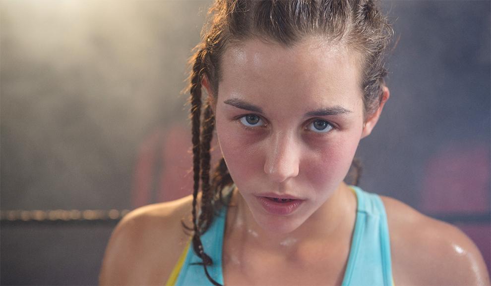 starkes-schwitzen-beim-sport